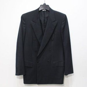 Brioni Battaglia double breasted suit jacket mens